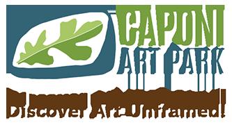 Caponi Art Park Logo